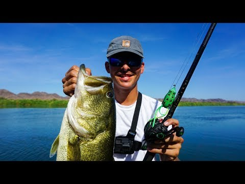 Post Storm Fishing for BIG FISH