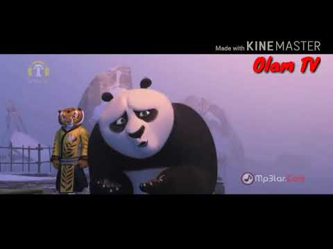 Kung Fu Panda 3 (9/12) Uzbek Tilida