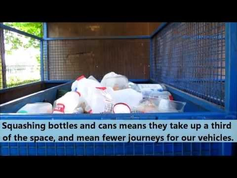 Warwick District Council - How Do We Collect Your Recycling?