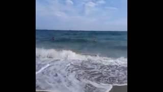 видео июнь в Анталии