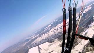 A Paragliding Video(Klüsserath/Germany 2013-03-15., 2013-03-16T16:30:46.000Z)