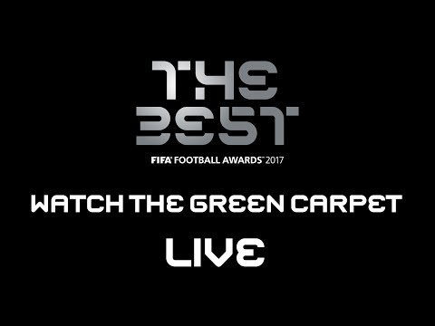 "The Best FIFA Football Awardsâ""¢ - Green Carpet"