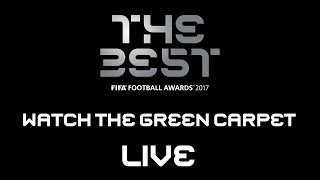The Best FIFA Football Awards™ - Green Carpet by : FIFATV