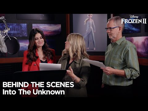 Frozen 2   Into The Unknown   Behind The Scenes