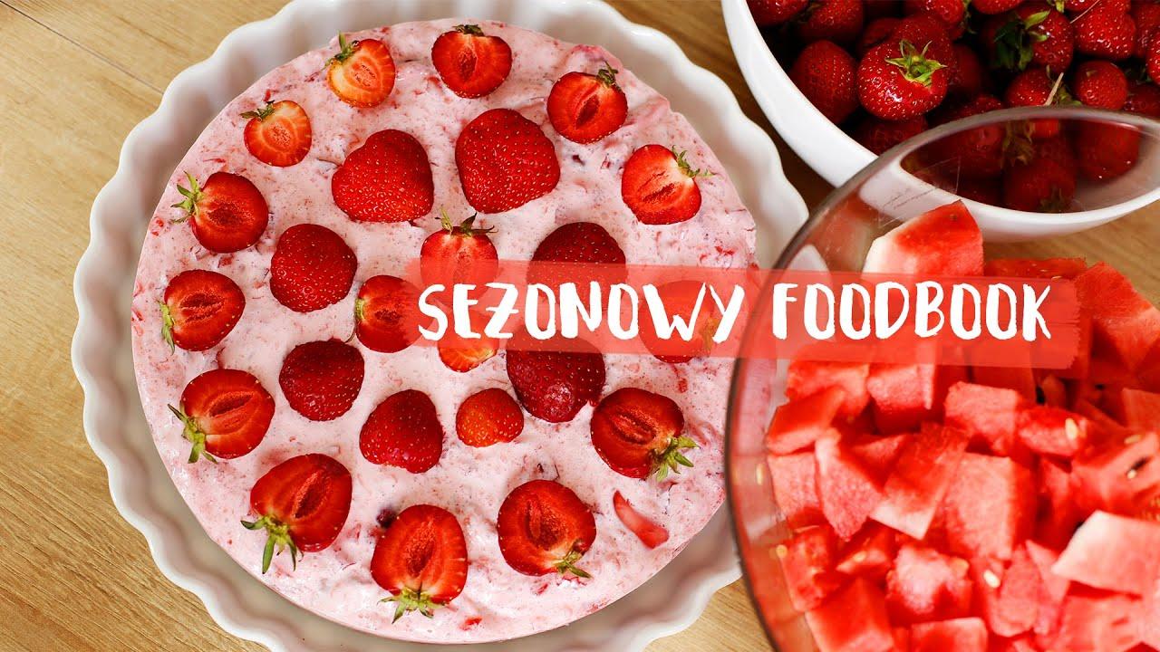 FOODBOOK  | Co jeść latem | Fit zdrowe posiłki | Ciut Więcej