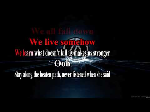 Sharp Edges | Linkin Park | Karaoke