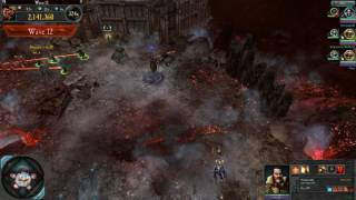 Dawn of War II: Last Stand: Anvil of Khorne: Level 20 Victory: Lord General