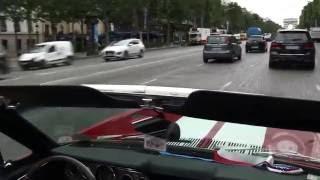 dernire balade en ford mustang gt 1966 entre 7h et 20h paris france 01 juillet 2016
