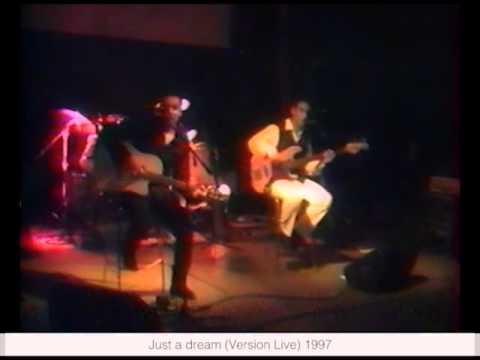 Nacer Amamra - Just a dream (Version Live) 1997