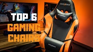 Best Gaming Chair in 2019 - Top 6 Gaming Chairs Review