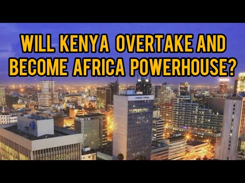 Can Kenya Top Africa's Economy