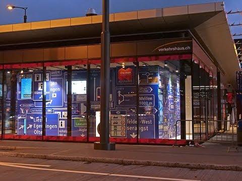 Verkehrshaus der Schweiz: Mall of Switzerland Showcase