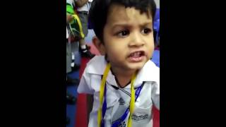 Cutest Version Of Gulaabi Aankhein By Little Kid