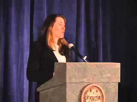 Liz Murray Speaks to Hood Hargett Breakfast Club