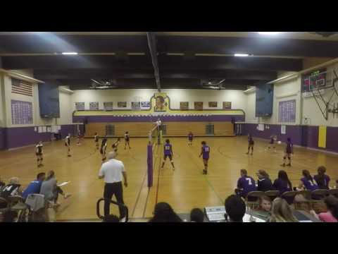 Sequoyah Middle School vs.  Illahee Middle School 5/24/2016