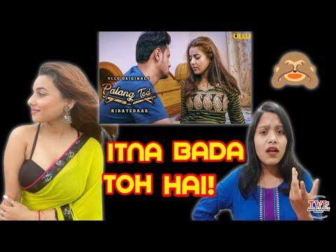 Download PALANG TOD KIRAYEDAAR Review  Ullu's Original Web series Indian Web series Review