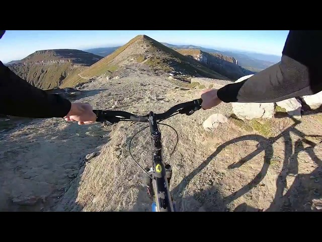 Ciclism montan in Masivul Bucegi