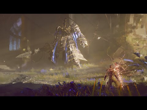 PlatinumGames reveals new gameplay of mysterious action game Babylon's Fall