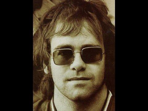 Elton John - Michelle's Song (1971) With Lyrics!
