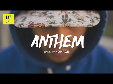 (free) 90s Old School Boom Bap type beat x hip hop instrumental | 'Anthem' prod. by HOMAGE