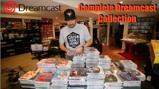 Complete Sega Dreamcast Collection - 247 North American Titles & Extras!