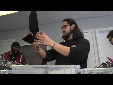 New Jersey nonprofit gives free glasses to those in need