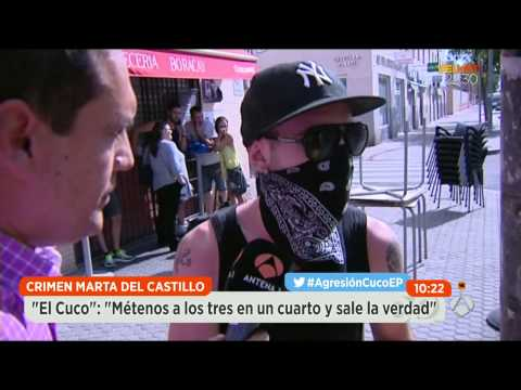"""""""El Cuco"""" dice que Miguel y su hermano """"quitaron de enmedio a Marta"""""""