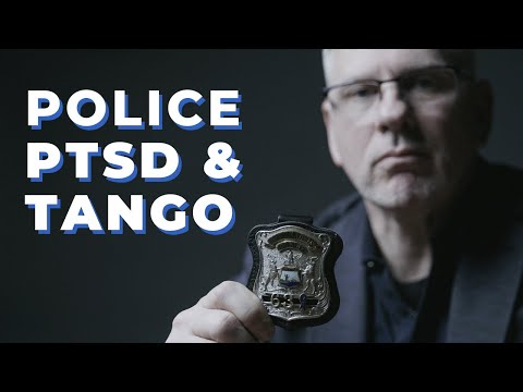 A Police Officer's Tango With PTSD & Complex Trauma