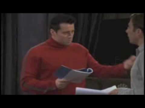 Friends - Joey Speaks French