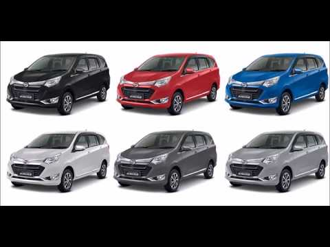 Top 20 Best Selling Cars in Indonesia 2018   Automotive Plus