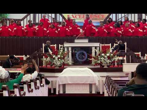 Hold On (For He Promised Me) Pilgrim Baptist Church