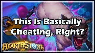[Hearthstone] This Is Basically Cheating, Right?