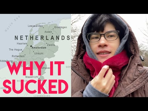 why I HATED living in The Netherlands 🇳🇱