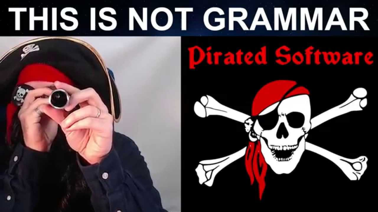 how to find pirated software