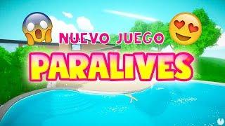 Reaccionando al nuevo juego Paralives || Mi opinión