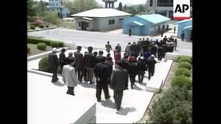 Northern side of Korean DMZ becoming popular tourist spot