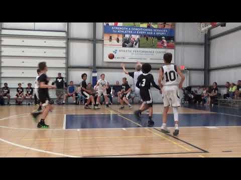 Spartans (6th) vs. North Shore Academy 6/1/2019, L 25-49