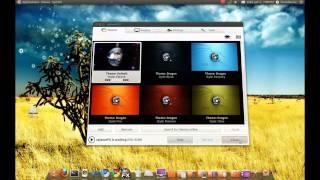XplanetFX 2.0.8, real-time Earth wallpaper, on Ubuntu 10.10