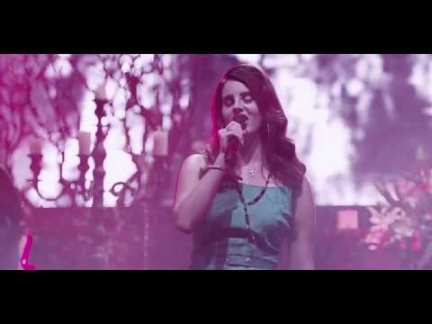 Lana Del Rey - West Coast (Live at Hollywood Forever Cemetery)
