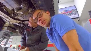 Замена моторного масла и фильтра Mitsubishi Оutlander