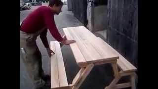 Kreatif - Kursi dan Meja Serbaguna