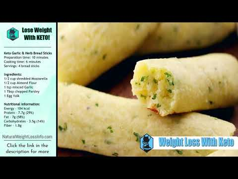 garlic-bread-low-carb-keto-bread-sticks-weight-loss-with-keto