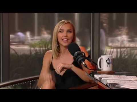 "Actress Arielle Kebbel Discusses HBO's ""Ballers"" in Studio - 7/25/16"