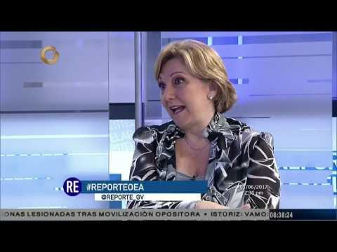 Reporte Estelar: Situación de Venezuela ante la OEA