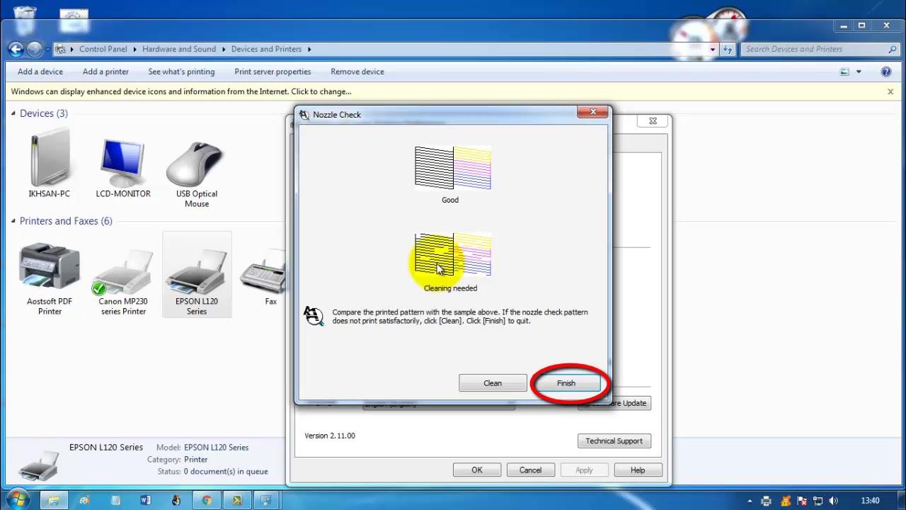 Cara Install Driver Epson Di Linux