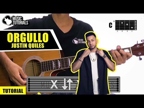 Cómo tocar Orgullo de J quiles en Guitarra | Tutorial + PDF GRATIS