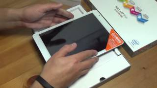 TECLAST X98 Air - планшет с двумя ОС. Windows 8.1 и Android 4.4.4