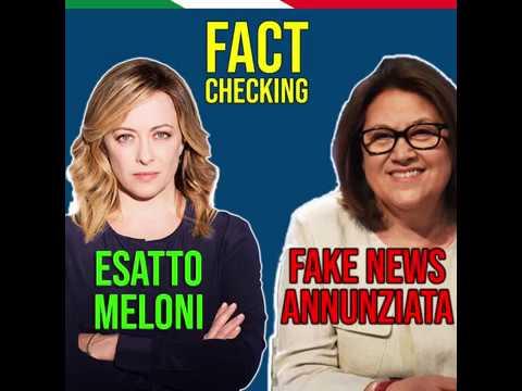 Scontro Giorgia Meloni vs Annunziata, da non perdere!