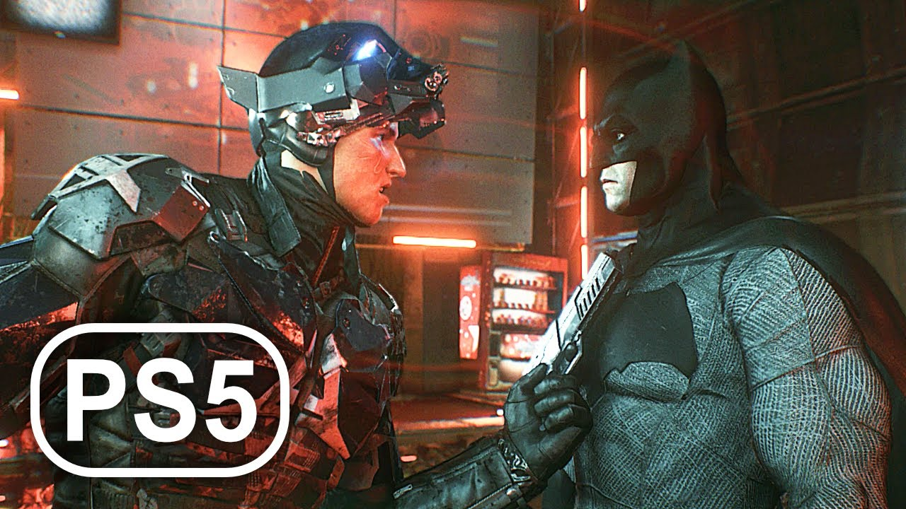 TUTORIAL; Batman; Arkham Knight; All DLC Cars in Story Mode