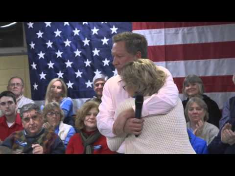 The New Hampshire Debate A Win for John Kasich